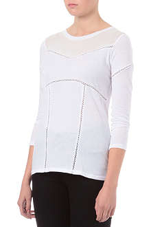 IZZUE I.T long-sleeved tricot top