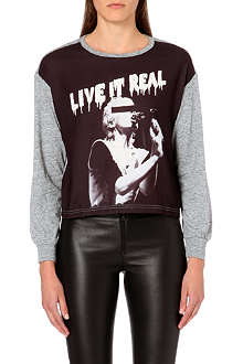 IZZUE Live It Real t-shirt