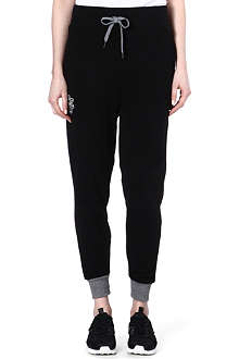 IZZUE Cotton jogging bottoms
