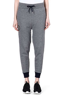 IZZUE I.T cotton jogging bottoms