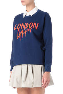 IZZUE I.T London Calling sweatshirt
