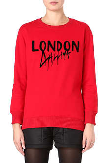 IZZUE I.T Calling London sweatshirt