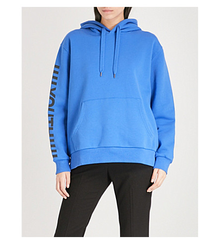 IZZUE Youth cotton-blend hoody (Blue