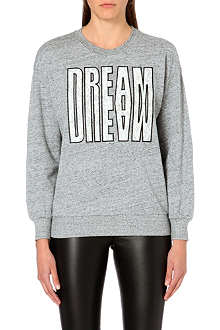 IZZUE Patchwork sweatshirt