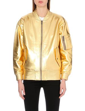 IZZUE Metallic 'London' jacket