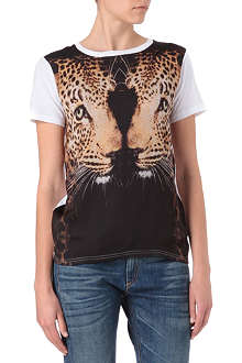 IZZUE I.T animal-print t-shirt