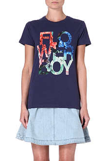 IZZUE I.T Flower Boy t-shirt