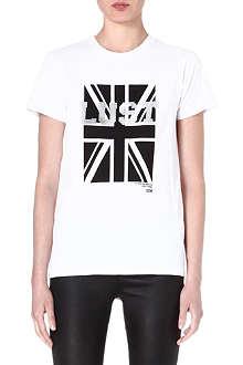 IZZUE I.T Union Jack t-shirt