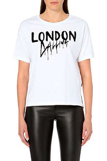 IZZUE London Calling t-shirt