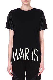 IZZUE I.T war is over t-shirt