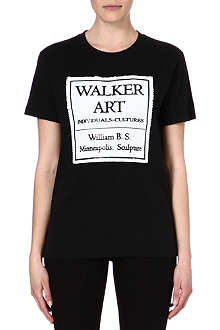IZZUE I.T. Walker Art t-shirt