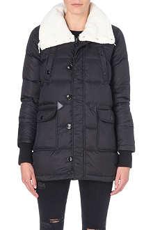 MINI CREAM I.T Quilted jacket