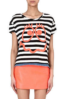 MINI CREAM I.T Neon Eye t-shirt