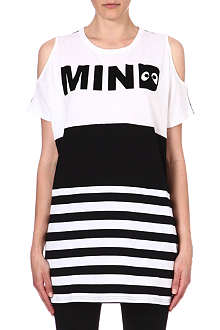 MINI CREAM I.T Nevermind t-shirt