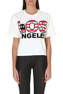 MINI CREAM I.T Los Angeles printed t-shirt