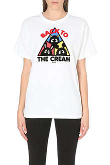 MINI CREAM I.T Back to the cream t-shirt
