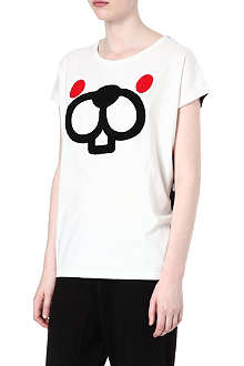MINI CREAM I.T Big Doppy face t-shirt