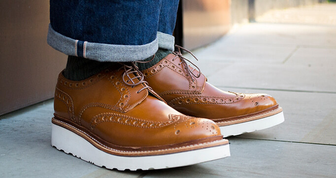 THE SPRING SHOES EVERY MAN NEEDS