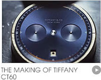 The Making of Tiffany CT60