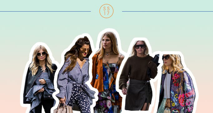 STREET TALK: THE STYLES TO STEAL FROM FASHION MONTH