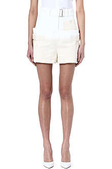 ALEXANDER MCQUEEN Cotton shorts