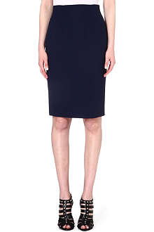 ALEXANDER MCQUEEN Jersey pencil skirt