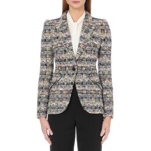 Classic tweed blazer