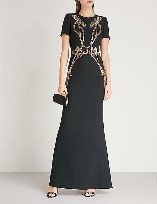 Gown - Dresses - Clothing - Womens - Selfridges | Shop Online