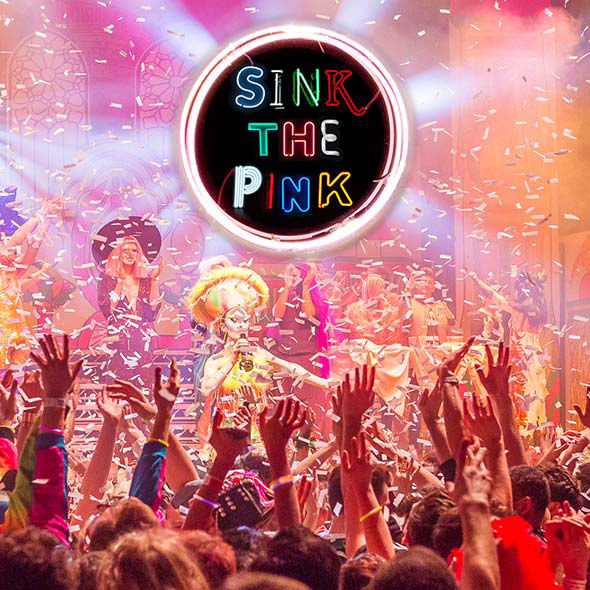 Sink the Pink Panto