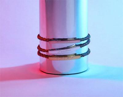 Personalised Monica Vinader bracelet