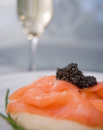 Champagne & Oyster Bar by Caviar House & Prunier