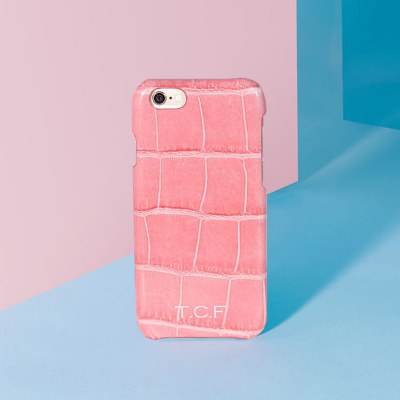 The Case Factory monogrammed phone cases