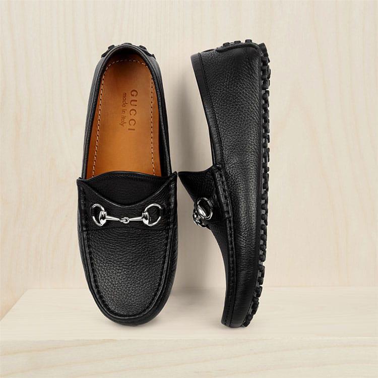 Gucci Damo driving shoes