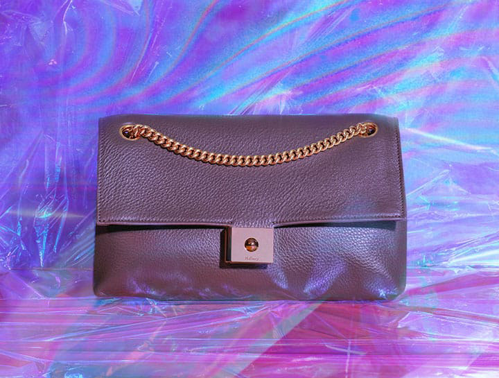 MULBERRY leather cross-body bag