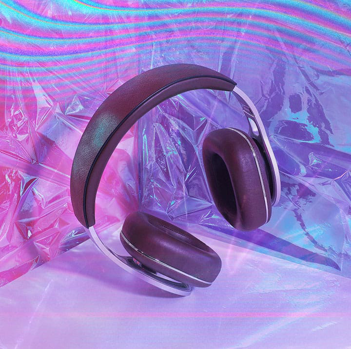 BOWERS & WILKINS over-ear headphones