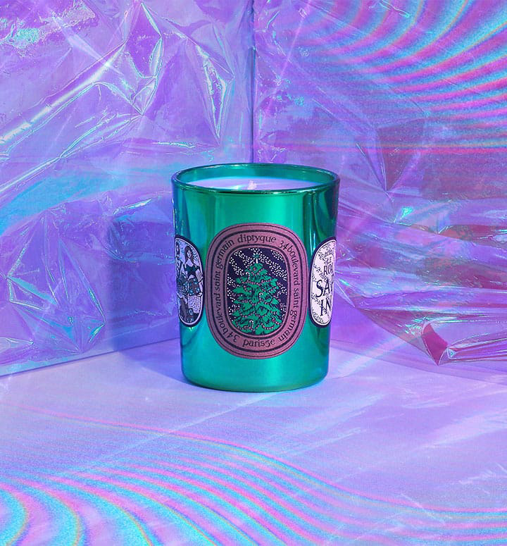 DIPTYQUE Le Roi Sapin candle