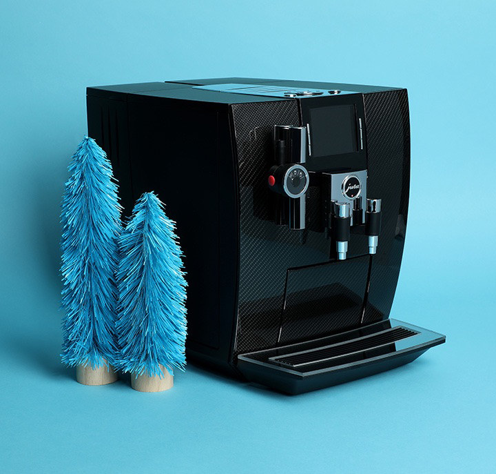 JURA IMPRESSA J85 coffee machine