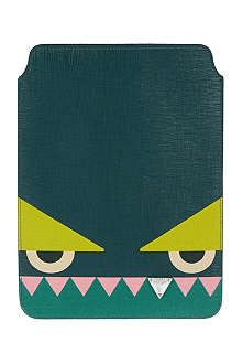 FENDI Monster iPad mini sleeve