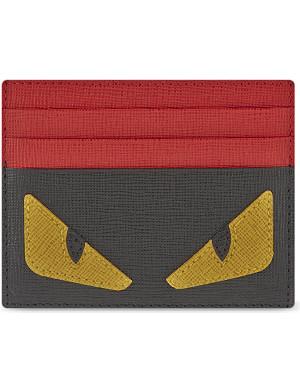 FENDI Monster card holder