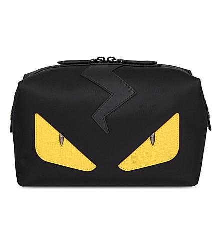 Fendi Monster Travel Bag