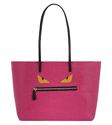 FENDI Monster shopper (Pink