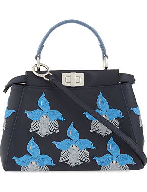 FENDI Orchid mini bag