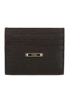 FENDI Crayon card holder