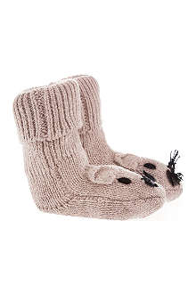 STELLA MCCARTNEY Flopsy booties 3-24 months