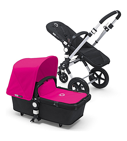 BUGABOO Tailored fabric set (Pink