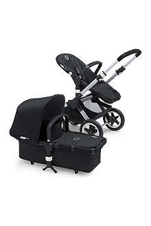 BUGABOO Black fabric sun canopy and apron