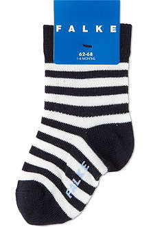 FALKE Striped baby socks 6-12 months