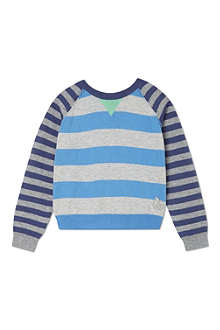 BONNIE BABY Anders striped cotton jumper 2-3 years