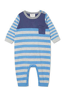 BONNIE BABY Striped playsuit 0-12 months