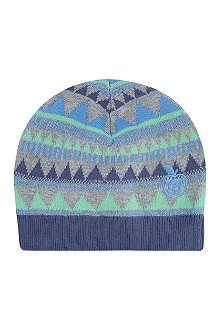BONNIE BABY Fair isle knit hat 0-12 months